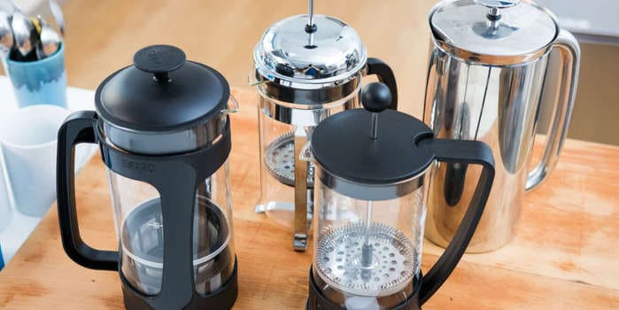 Cafetiere Piston French Press