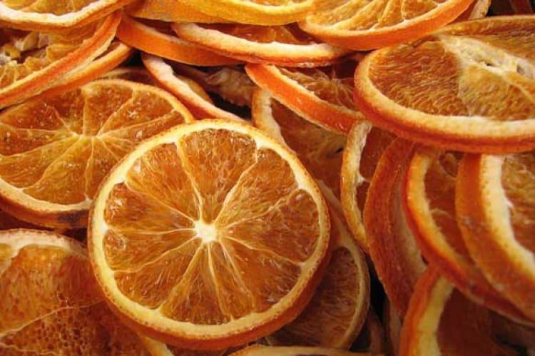 Orange Deshydratée